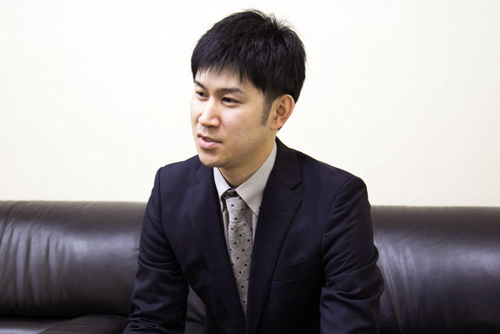 インタビュー|熊谷駿祐