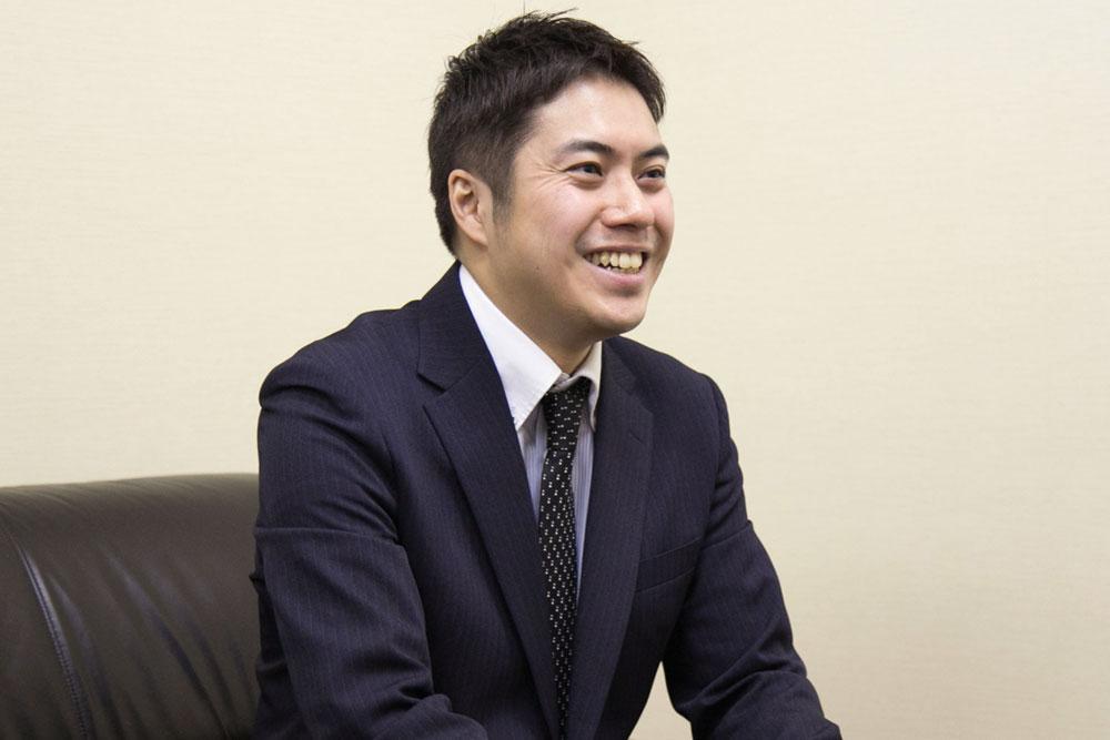 インタビュー|坂本 昭
